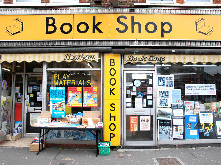 Order a new novel from a local bookshop