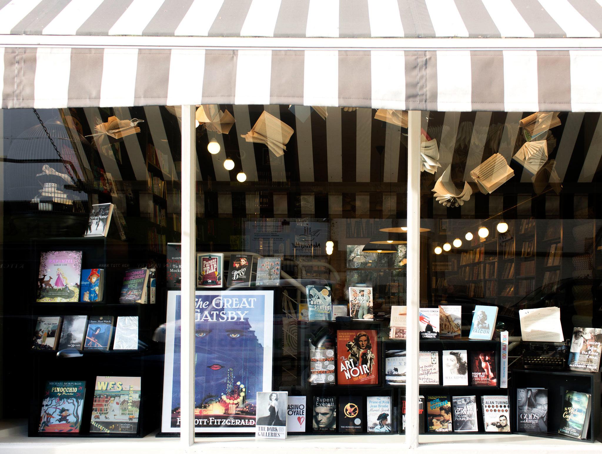 Lutyens & Rubinstein - Best bookshops