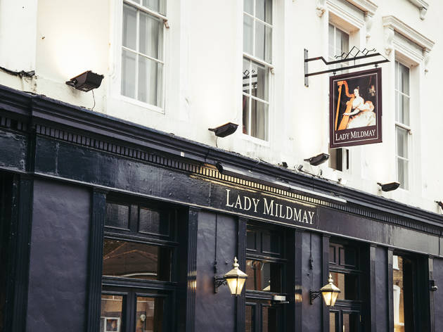 best new bars and pubs in London, Lady Mildmay