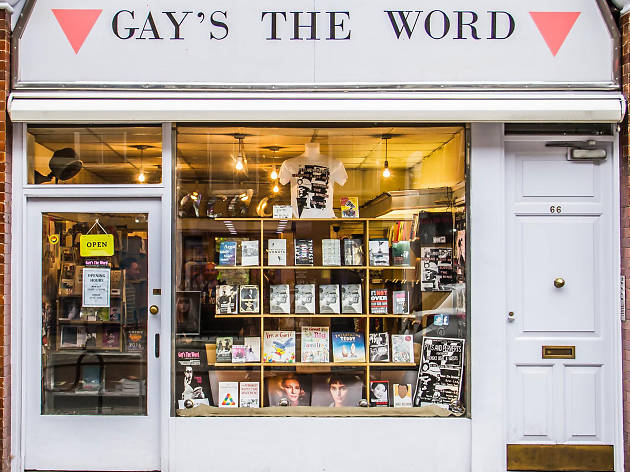 Gay's The Word - Best bookshops