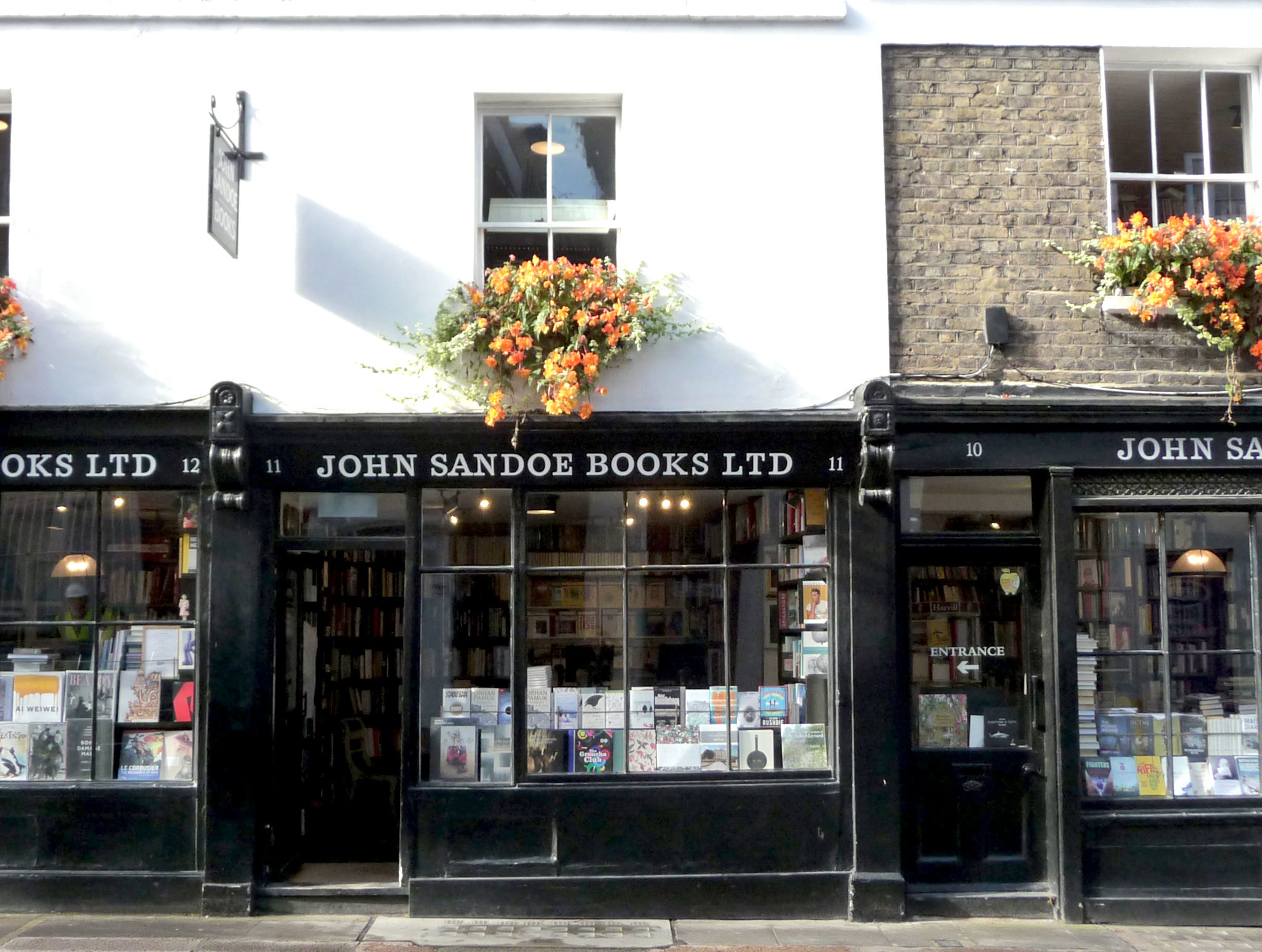 John Sandoe - Best bookshops