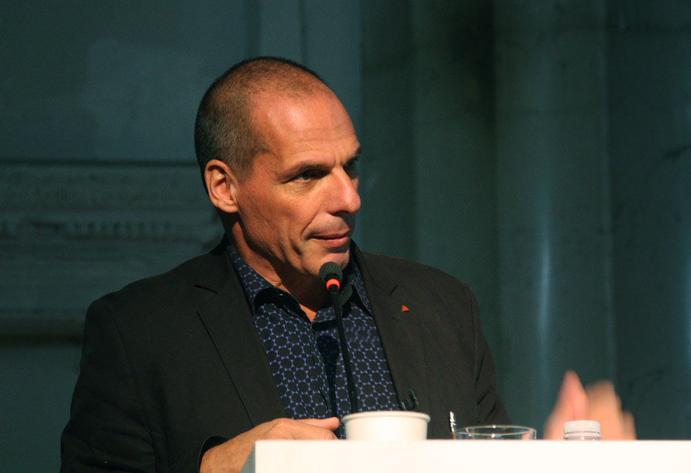 Philosophical Theatre: Yanis Varoufakis