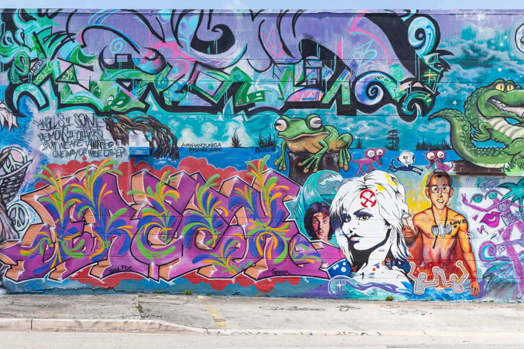 Miami Design District and Wynwood