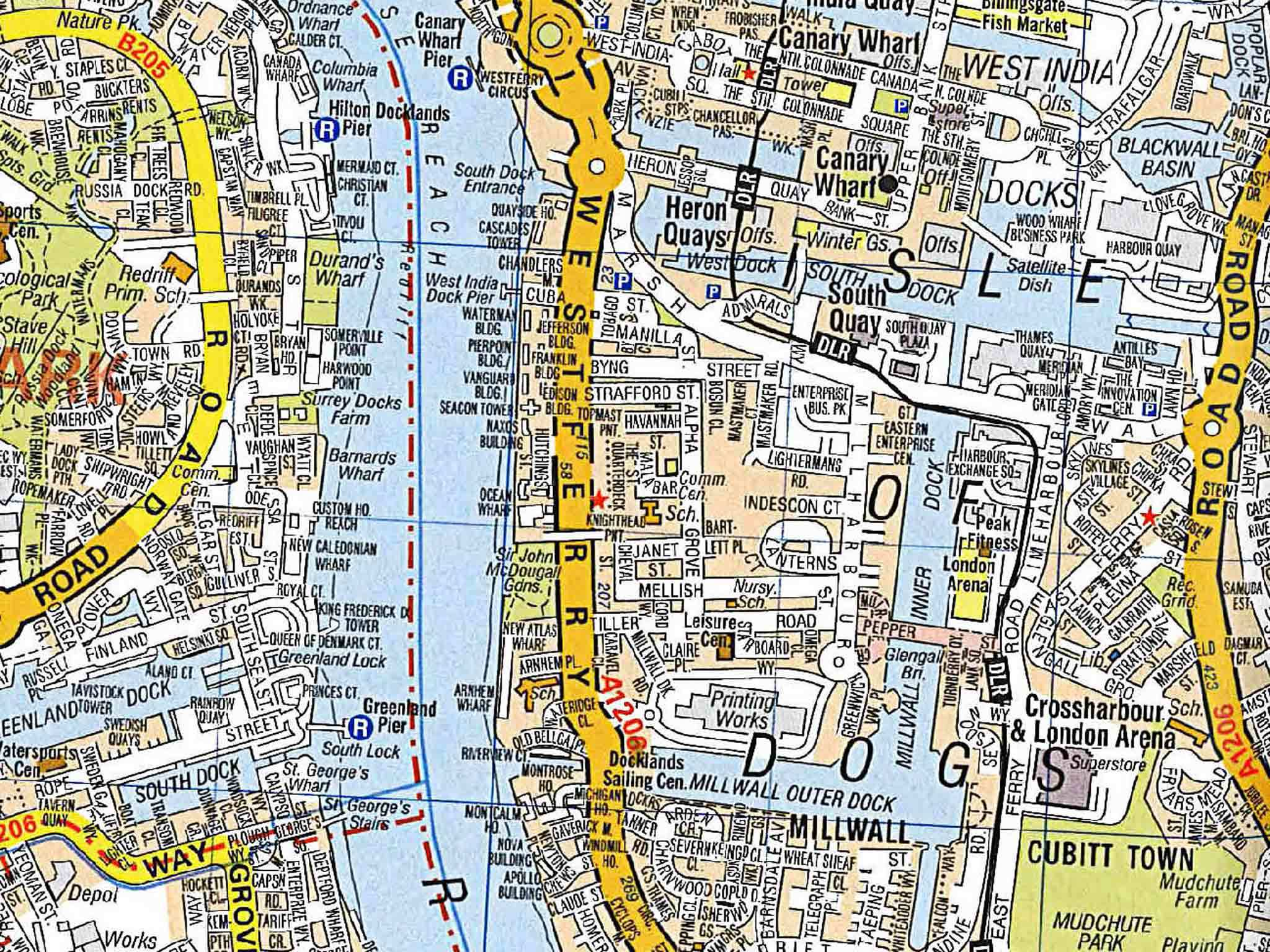 A-Z Street Atlas - Phyllis Pearsall - Ten iconic London designs