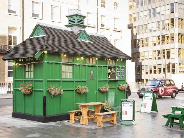 Cabmen's shelters - Ten iconic London designs