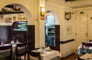 Restaurante Caldo Verde - Sala