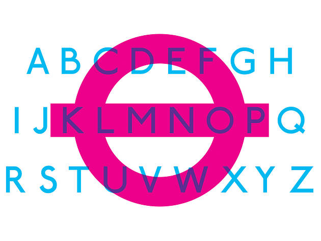 Tube roundel - Ten iconic London designs