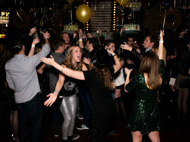 Chicago Sport & Social Club's New Year's Eve Party