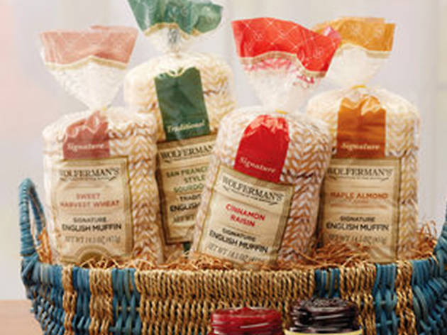 Wolferman's Gourmet Morning Gift Basket