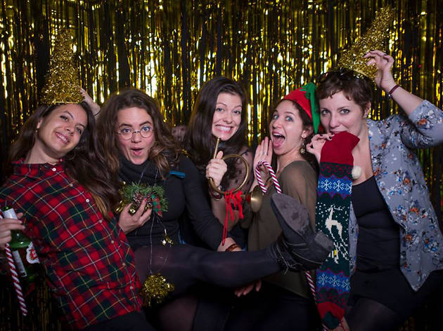 Every Christmas party worth going to in NYC