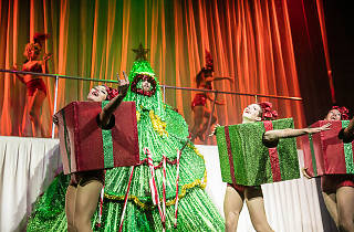 House of Yes Xmas Spectacular: Home for the Holidays