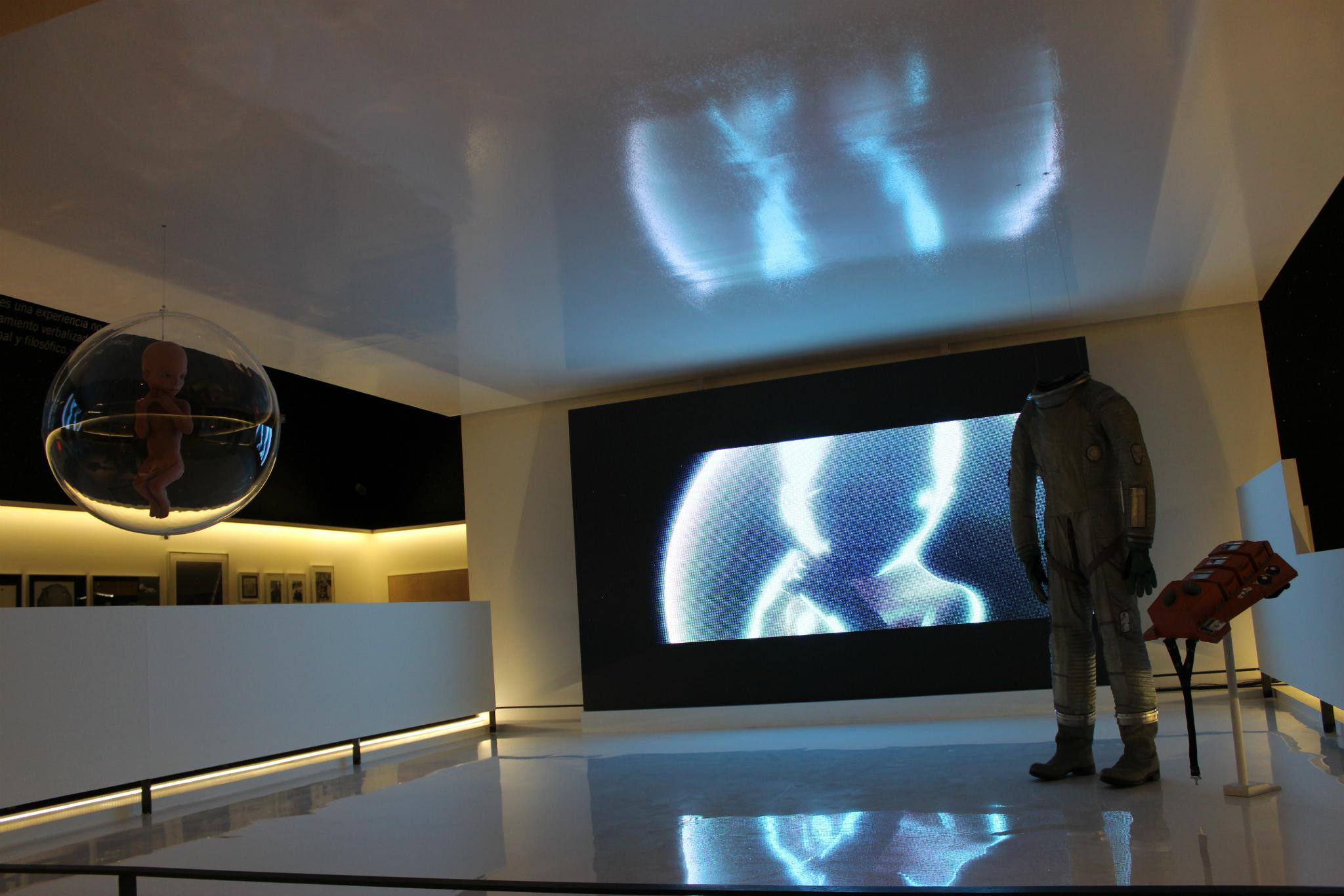 Stanley Kubrick, la exposición