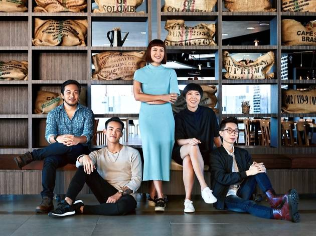 These creative masterminds are transforming the Singapore Flyer