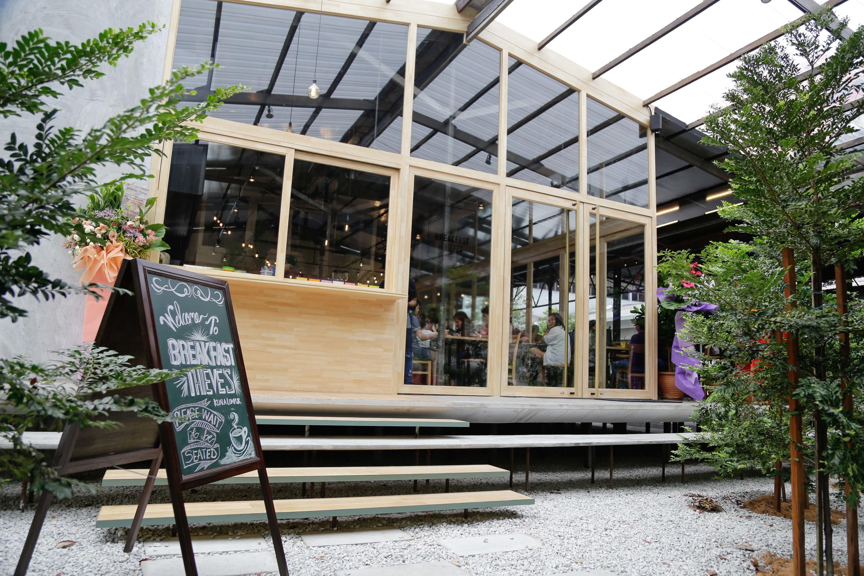 Best cafés for brunch