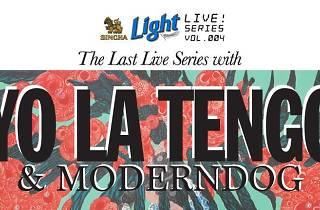 Singha Light Live Series Vol. 004 - Yo La Tengo & Moderndog
