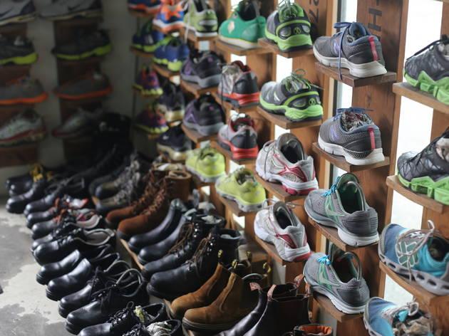 Browse a bundle shoe shop