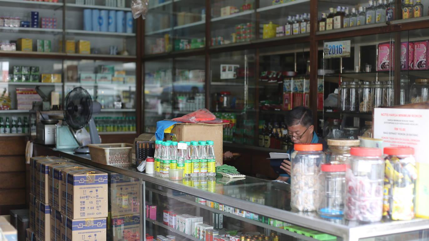 kedai ubat klang