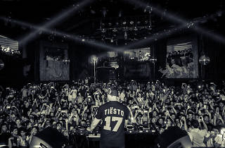 Tiesto Crowd dj