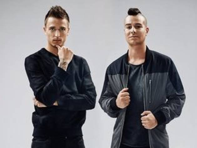 Blasterjaxx & Olly James