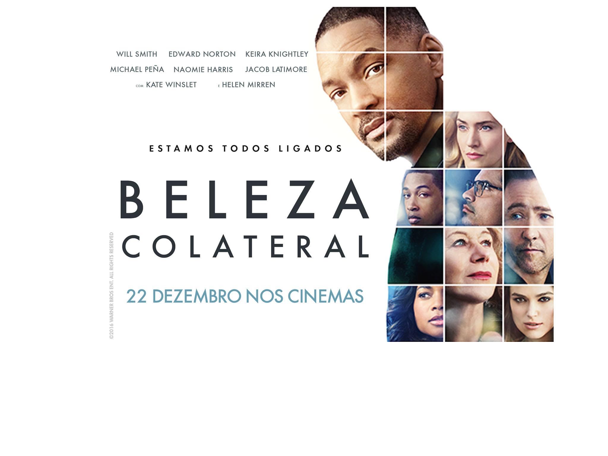 Ante-estreia do filme Beleza Colateral