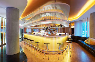 W London - venue listing - bar area 2