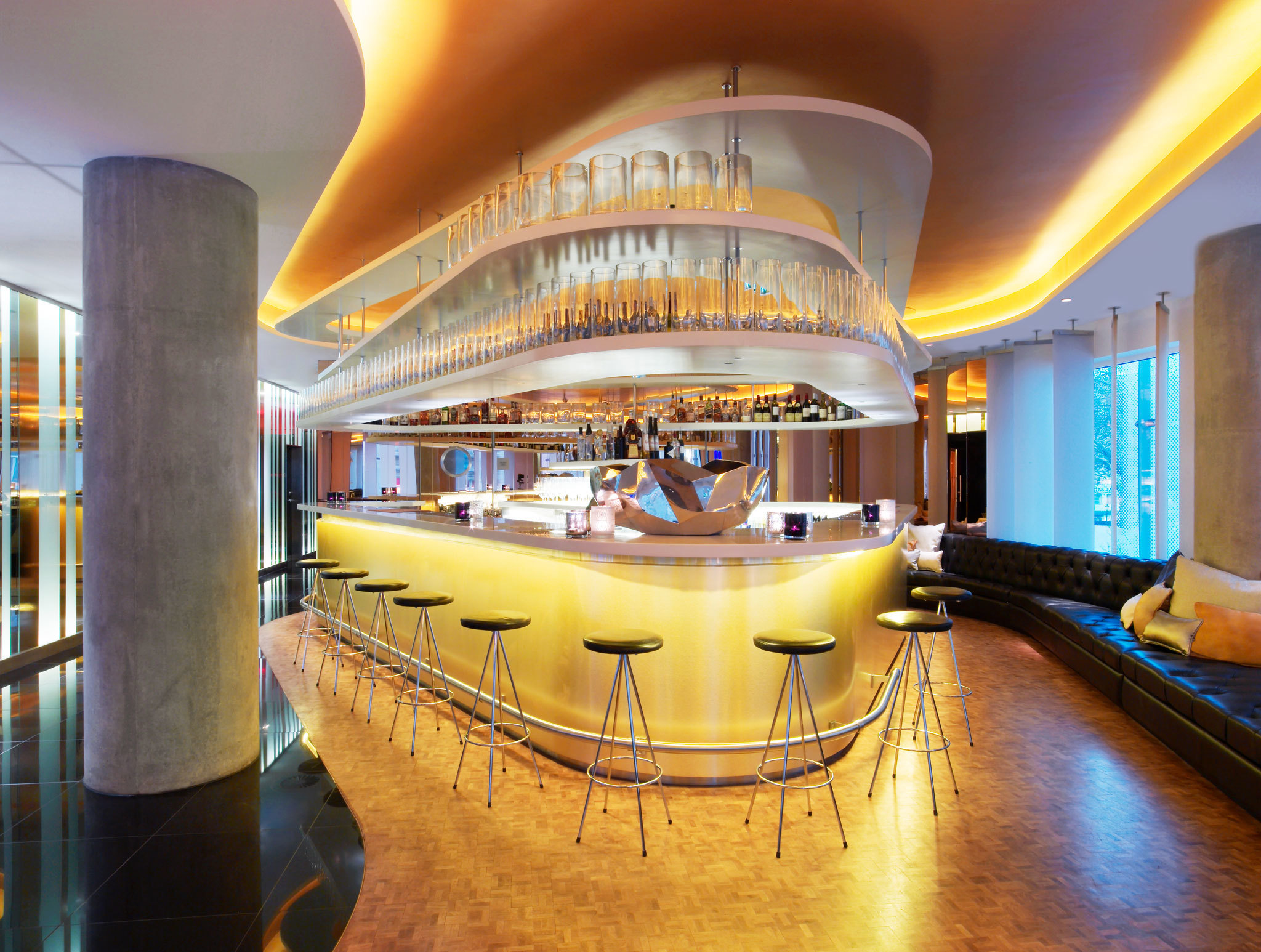 W London - venue listing - bar area 2