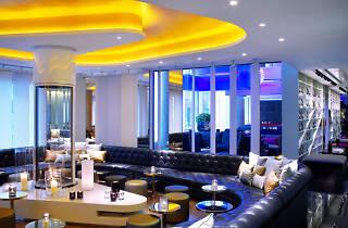 W London - venue listing - bar area 1