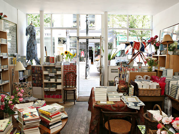 Persephone books - Best bookshops