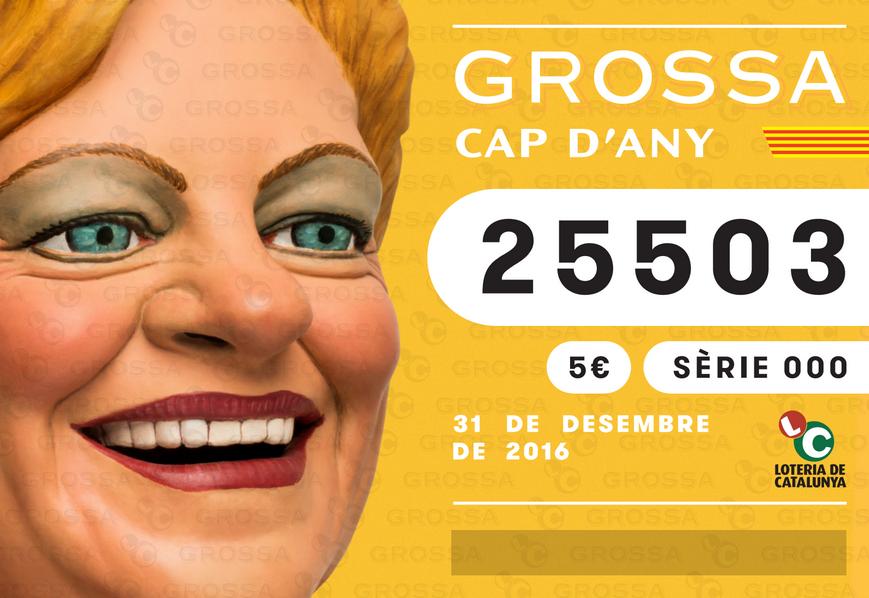 Participa en el joc de La Grossa de Cap d'Any amb Time Out i guanya 100.000 euros!