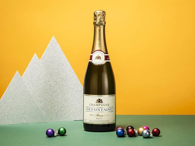 Defontaine Champagne, £12, Sainsbury's