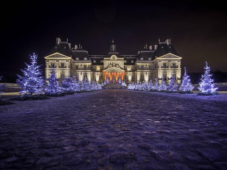 Vivre la magie de Noël au Château de Vaux-le-Vicomte