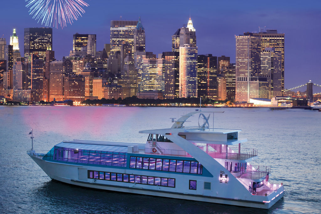Ring in 2017 in style on one of these New Year's Eve cruises