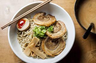 best ramen restaurants in london, tonkotsu