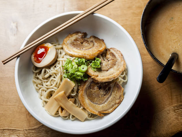 best ramen restaurants in london, tonkotsu
