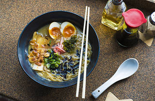 best ramen in london, nanban