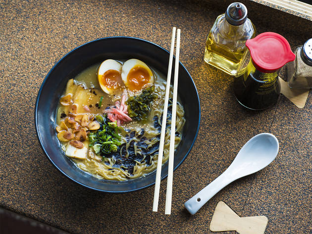 London's best ramen restaurants