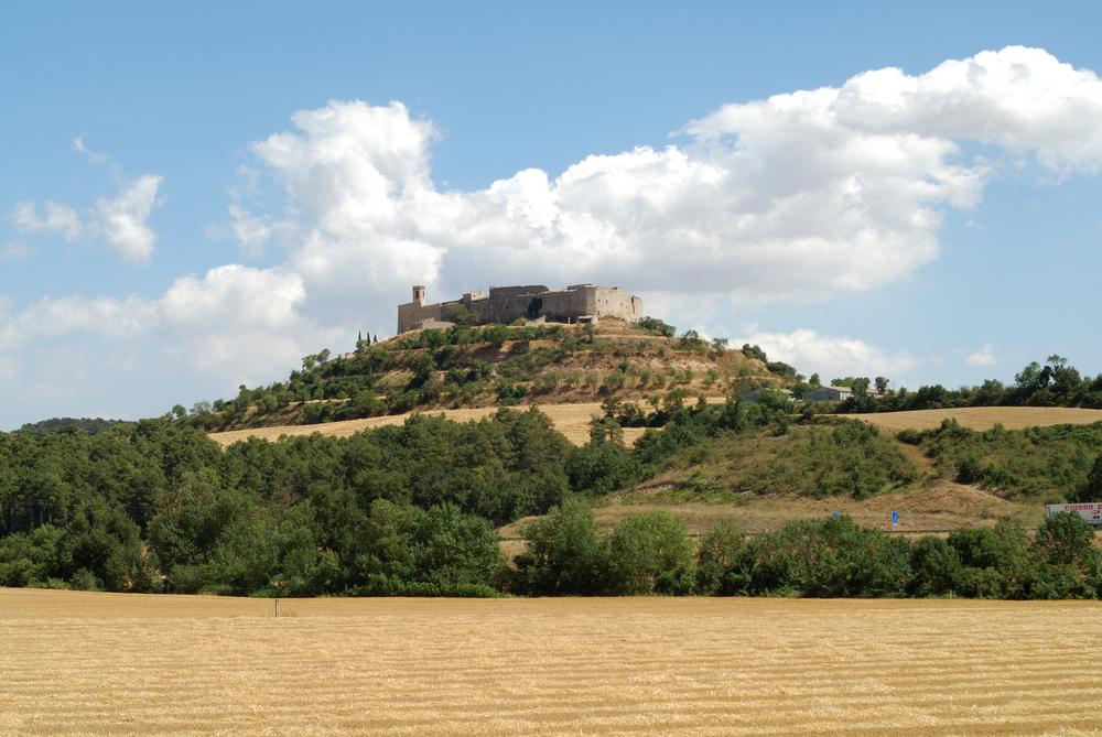 Montfalcó murallat