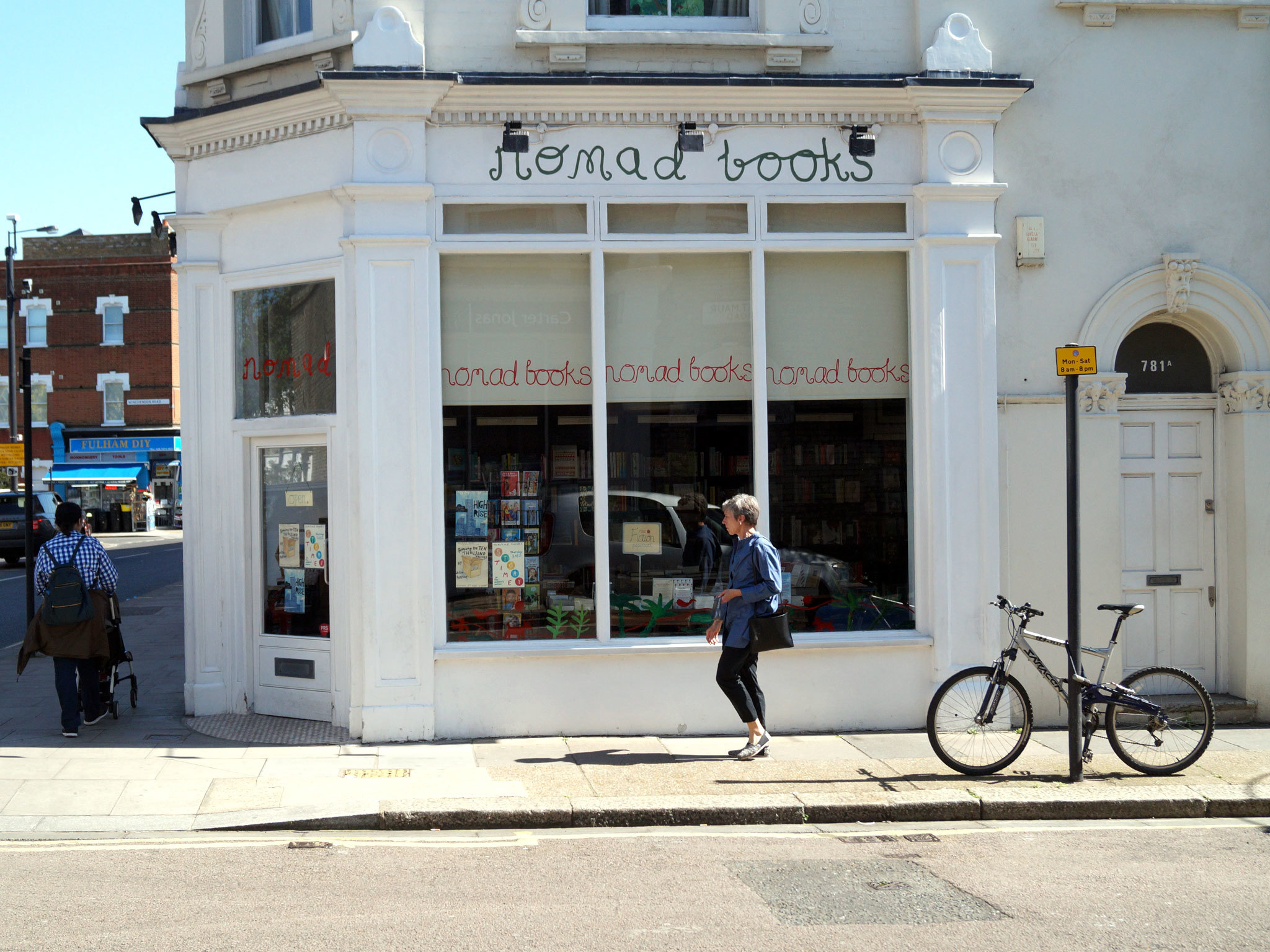 Nomad Books - Best bookshops in London