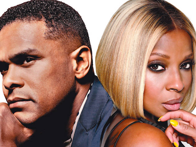 Maxwell + Mary J. Blige