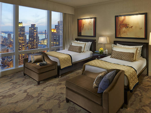 Best Upper West Side Hotels 1 Mandarin Oriental New York