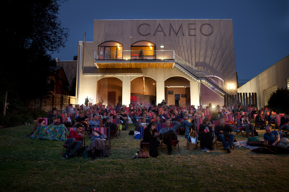 What to do if it rains at Cameo Outdoor Cinema