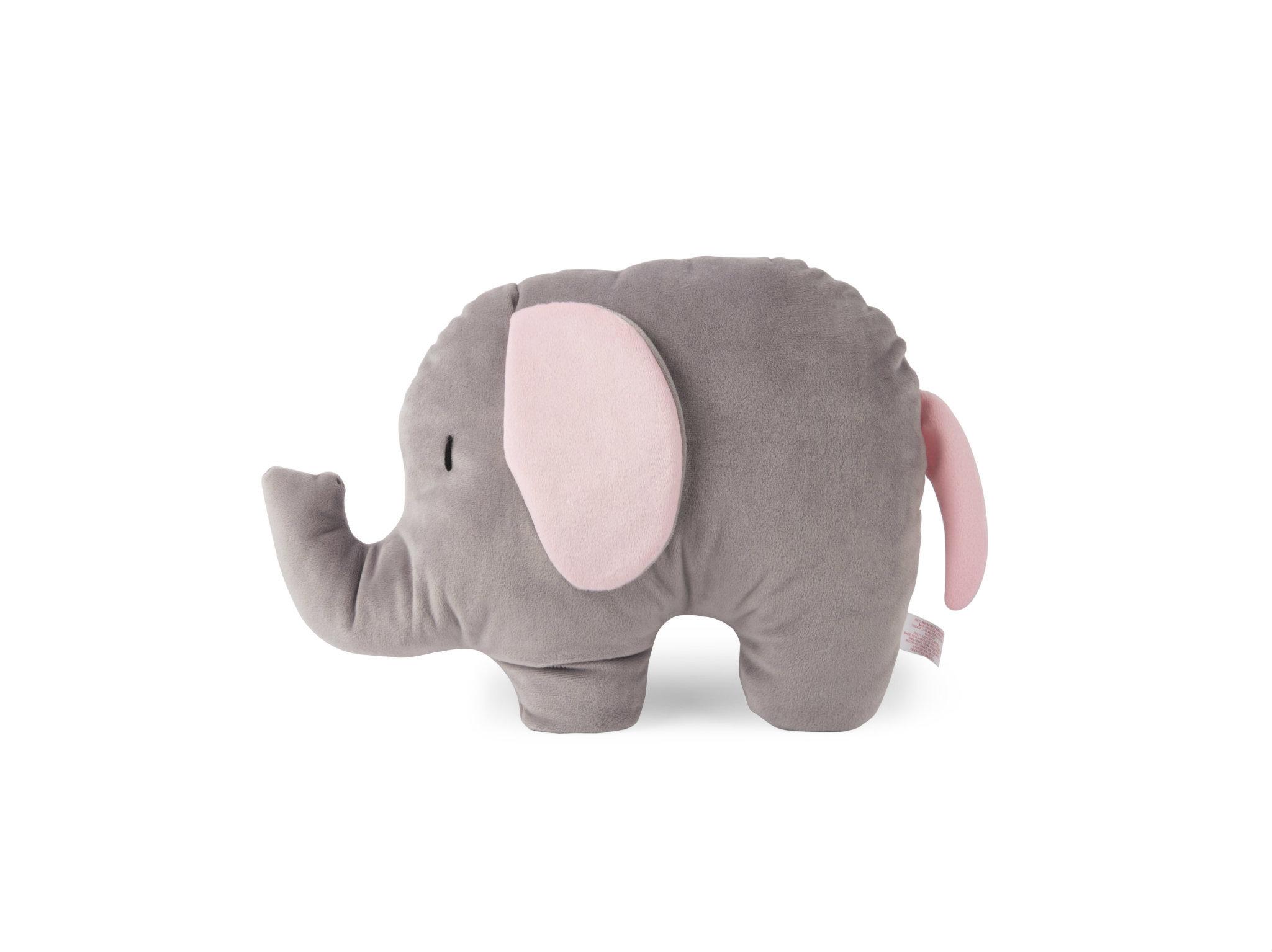 Cojín Yi'i el elefante de Gaia
