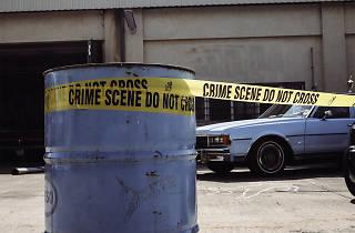Generic crime scene