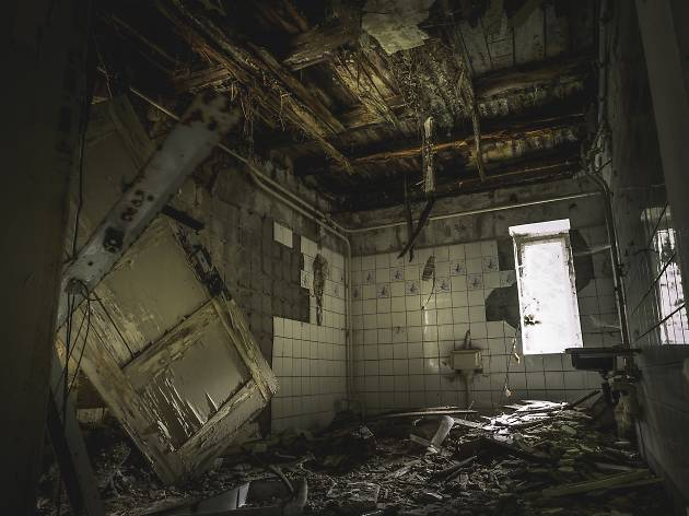 Silent Hospital Escape Room Ashfield