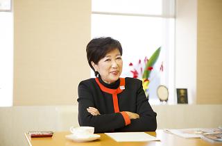 Yuriko Koike | Time Out Tokyo