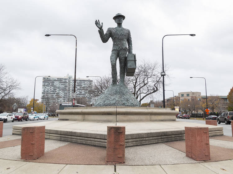 Monument to the Great Northern Migration