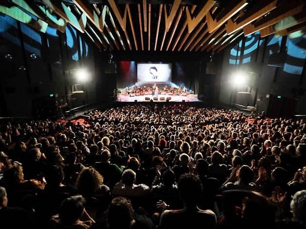 Sherover Theatre