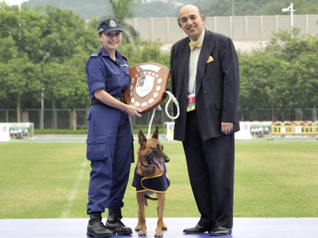 The Police Dog Trial 2016