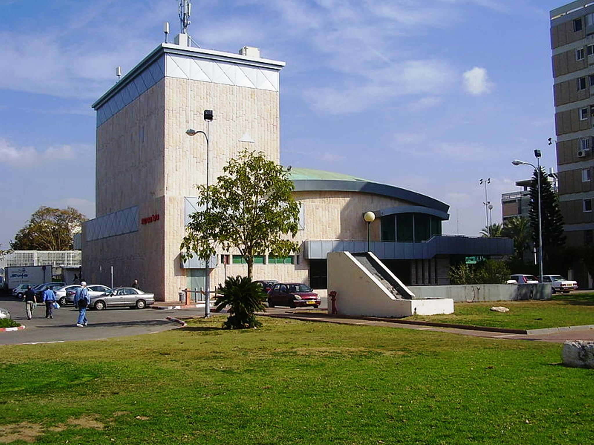 Bat Yam Performing Arts Center