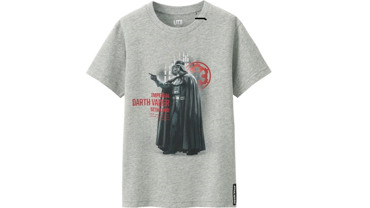 Uniqlo's Rogue One Star Wars collection drops Dec 2